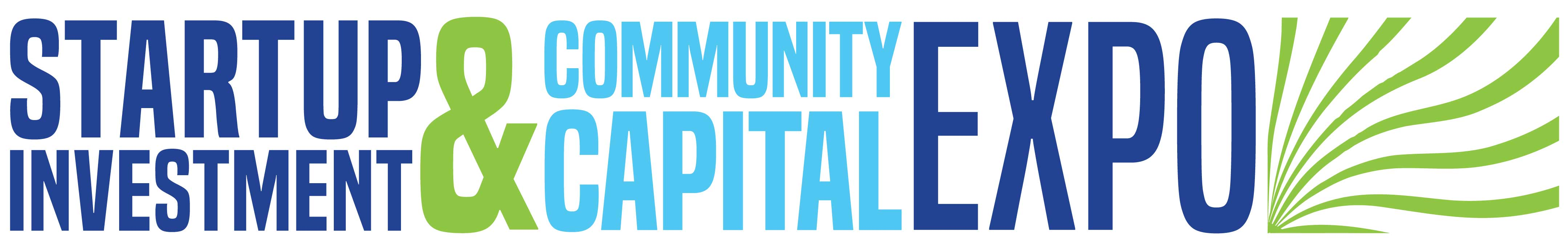 tartup Investment and community capital expo