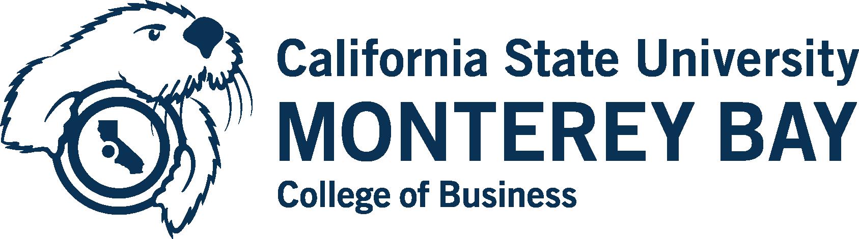 CSUMB College of Business logo